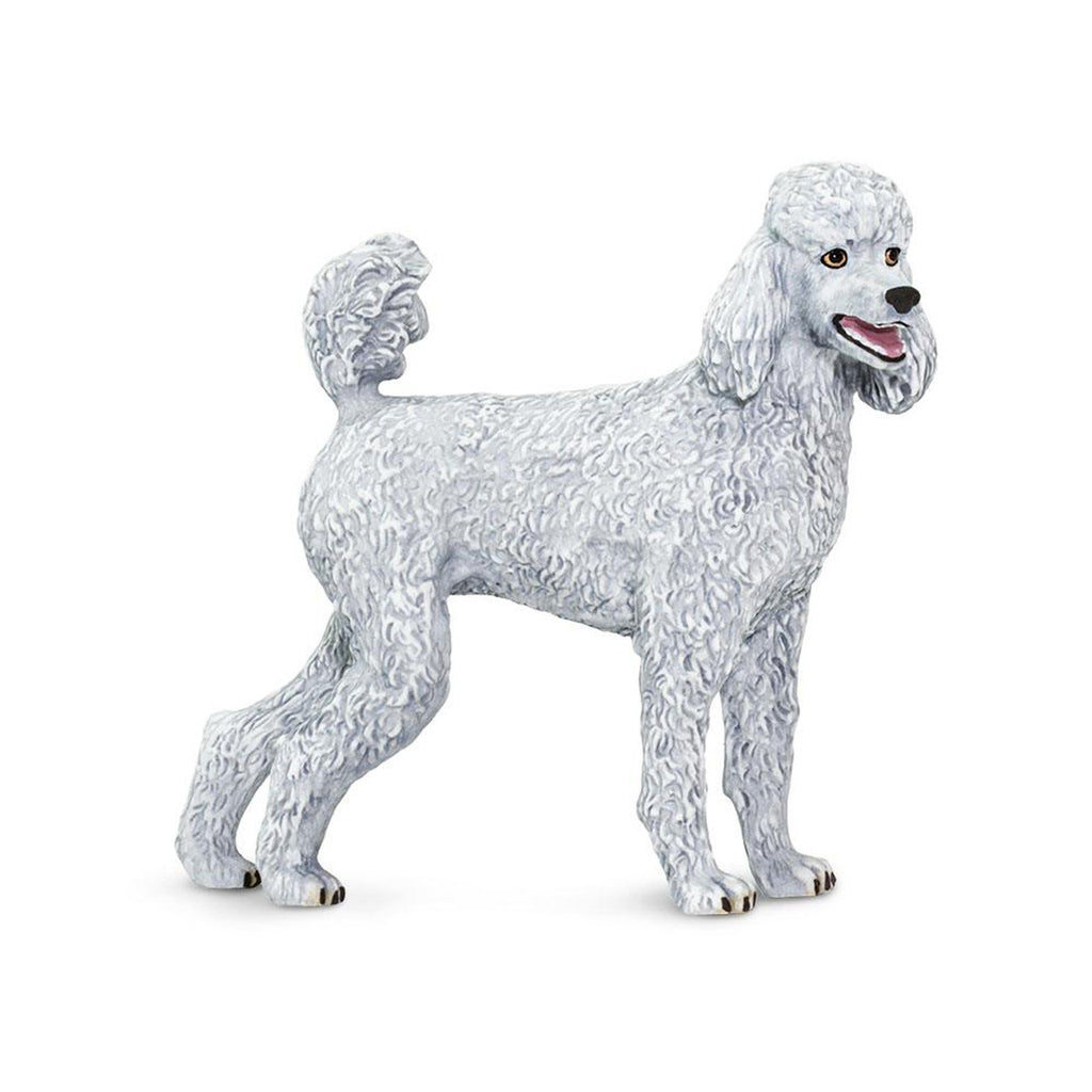 Poodle Dog Animal Figure Safari Ltd 100063