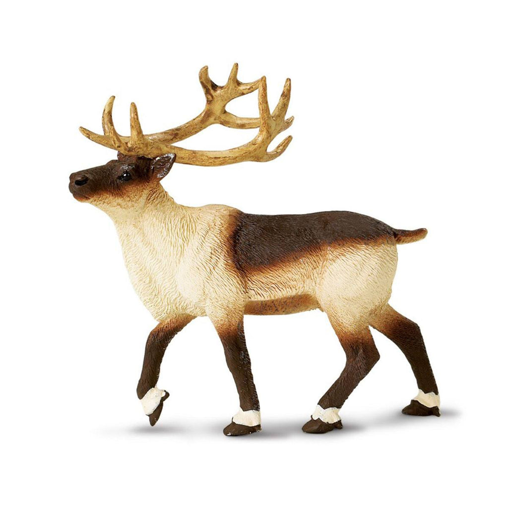Reindeer North American Wildlife Figure Safari Ltd - Radar Toys