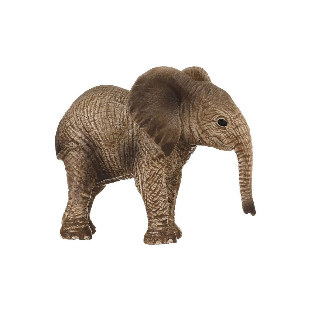 Schleich African Elephant Calf Animal Figure