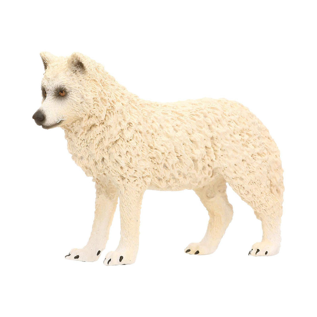 Schleich Arctic Wolf Animal Figure