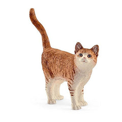 Mammal Figures - Schleich Cat Animal Figure 13836