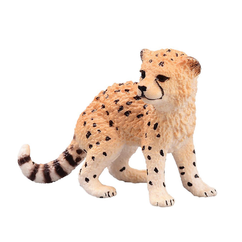 Schleich Cheetah Cub Animal Figure