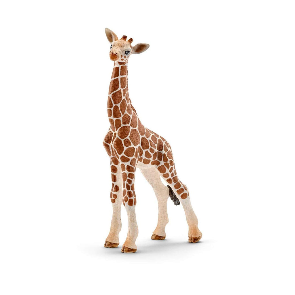 Schleich Giraffe Calf Animal Figure
