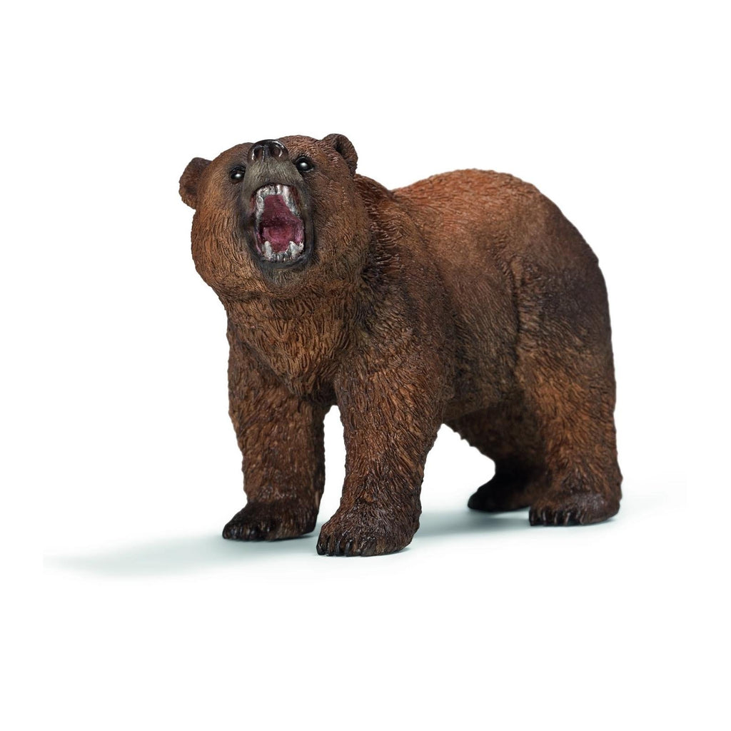 Schleich Grizzly Bear Animal Figure