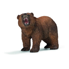 Mammal Figures - Schleich Grizzly Bear Animal Figure