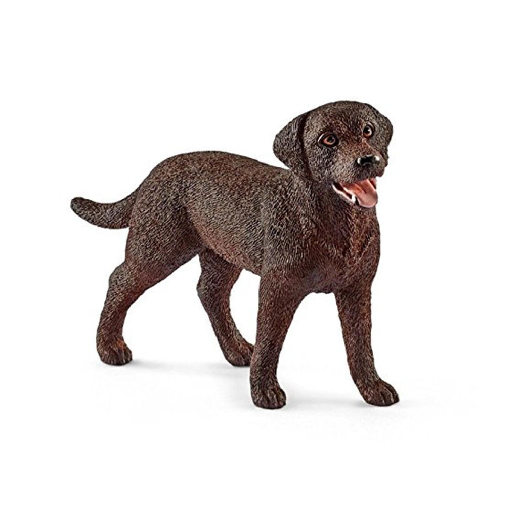 Schleich Labrador Retriever Female Animal Figure