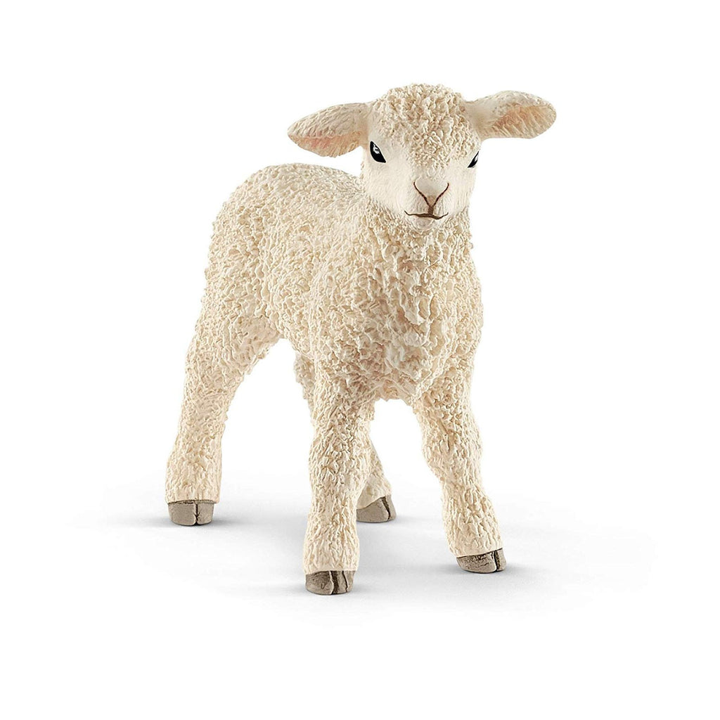 Schleich Lamb Farm Animal Figure