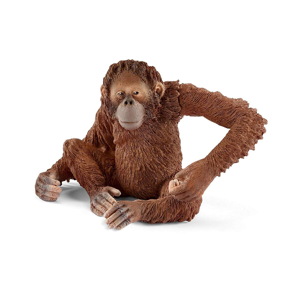 Schleich Orangutan Female Animal Figure