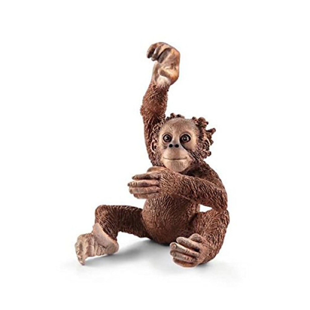 Schleich Young Orangutan Animal Figure