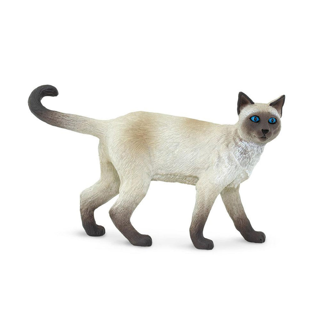Siamese Cat Animal Figure Safari Ltd 100061