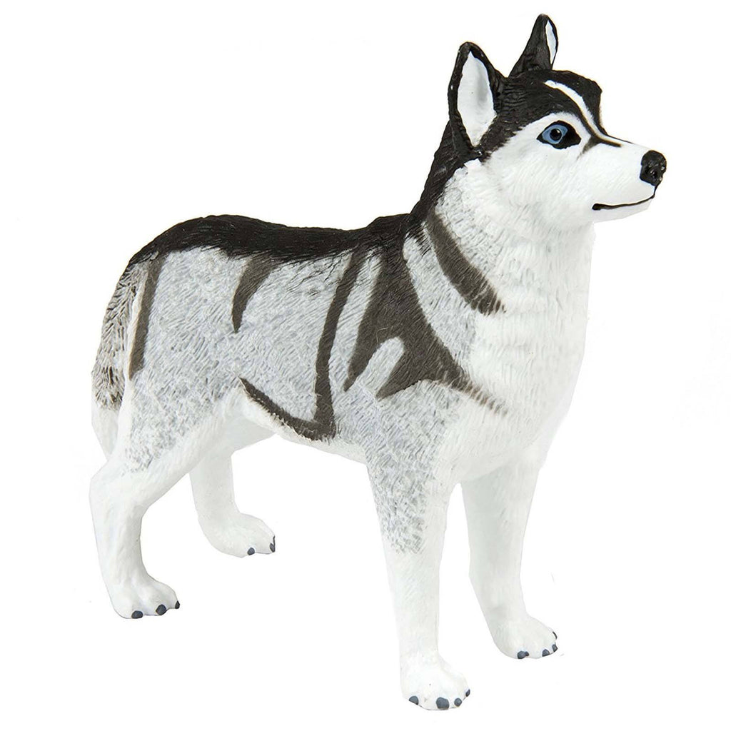 Siberian Husky Dogs Figure Safari Ltd