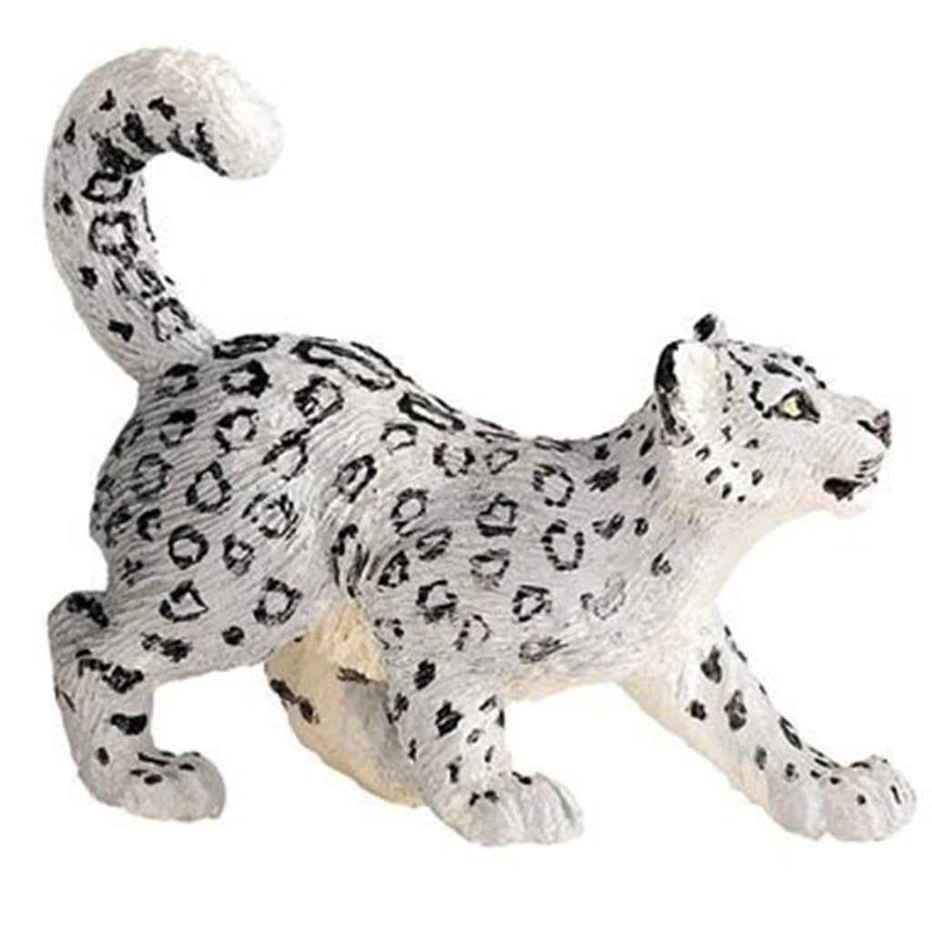 Snow Leopard Cub Wildlife Safari Ltd - Radar Toys