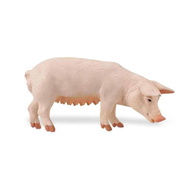 Sow Pig Animal Figure Safari Ltd Kids Farm Animals Toys