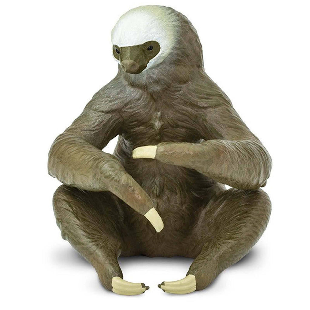 Two-Toed Sloth Wild Safari Figure Safari Ltd