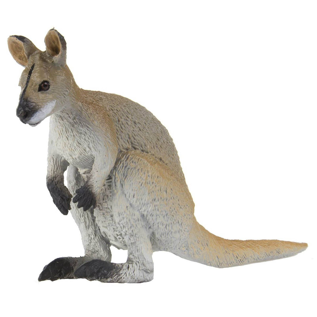 Wallaby Wildlife Figure Safari Ltd - Radar Toys