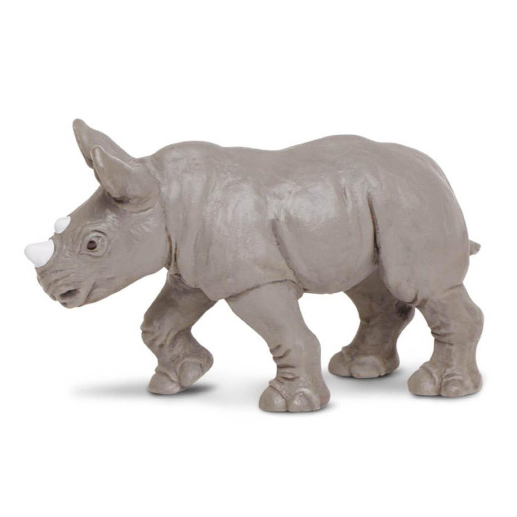 White Rhino Baby Wildlife Figure Safari Ltd