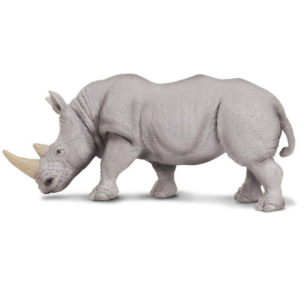 White Rhino Wildlife Figure Safari Ltd