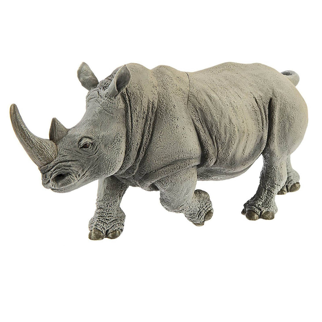 White Rhino Wildlife Wonders Figure Safari Ltd - Radar Toys