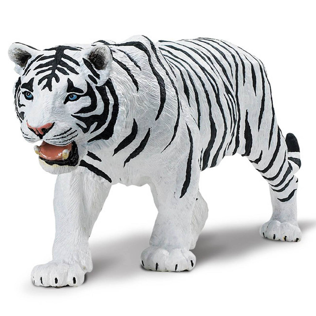 White Siberian Tiger Wildlife Wonders Safari Ltd