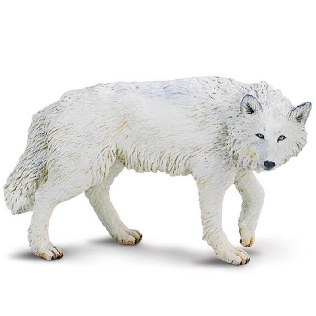 White Wolf North American Wildlife Safari Ltd - Radar Toys