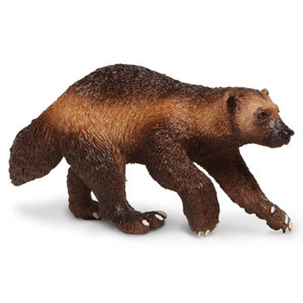 Wolverine North American Wildlife Figure Safari Ltd - Radar Toys