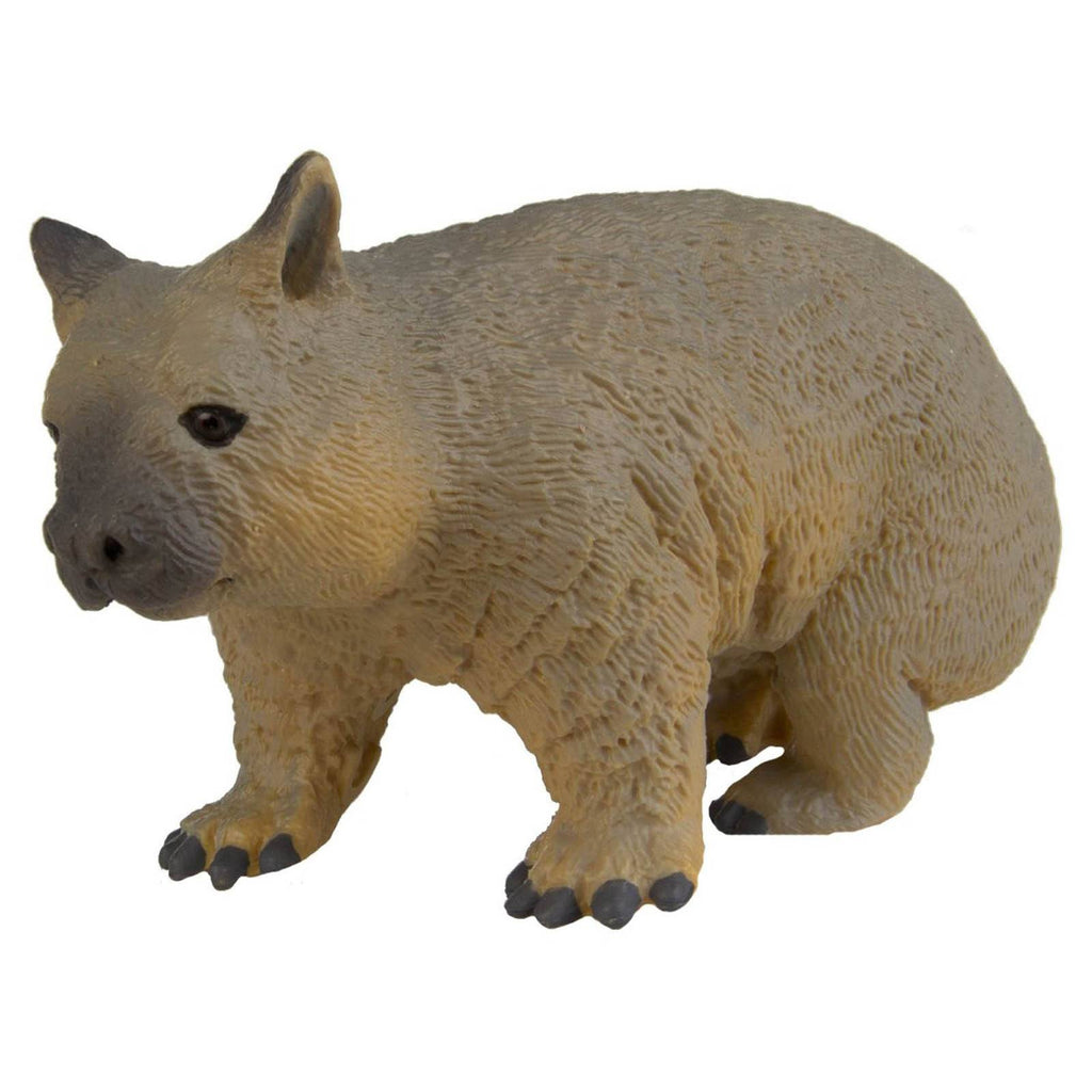 Wombat Wildlife Figure Safari Ltd - Radar Toys