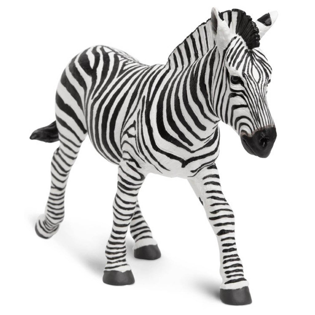 Zebra Wildlife Wonders Figure Safari Ltd