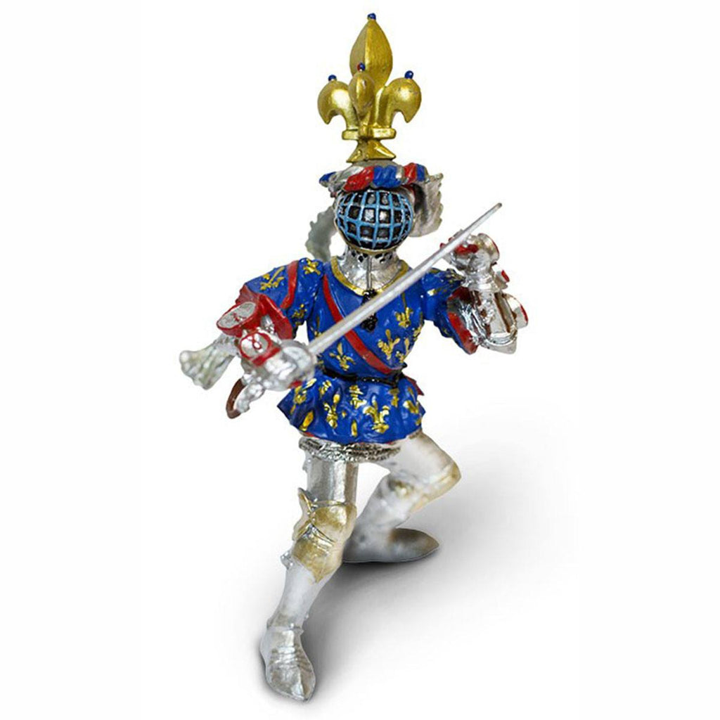 Duke Of Bourbon Knight Figure Safari Ltd - Radar Toys