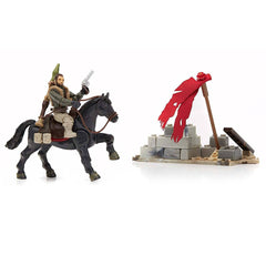 Mega Bloks - Mega Bloks Call Of Duty Horseback Assault Building Set