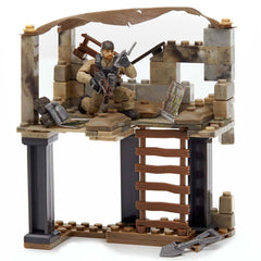 Mega Bloks - Mega Bloks Call Of Duty Recon Outpost Building Set