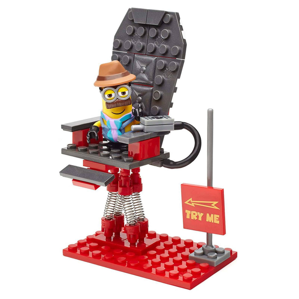 Mega Bloks Despicable Me Chair-O-Matic Building Set
