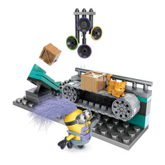 Mega Bloks - Mega Bloks Despicable Me Mailroom Mania Building Set