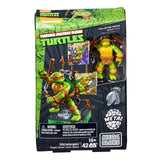 Mega Bloks Teenage Mutant Ninja Turtles Collector Classic Michelangelo Figure - Radar Toys