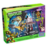 Mega Bloks - Mega Bloks Teenage Mutant Ninja Turtles Pizzeria Showdown Mikey Building Set