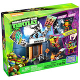 Mega Bloks - Mega Bloks Teenage Mutant Ninja Turtles Rooftop Blast-Out Raph Building Set