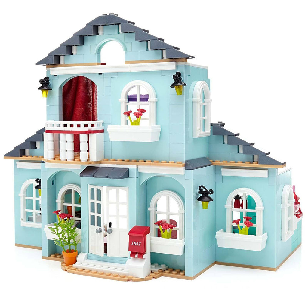 Mega Construx American Girl Grace's 2-In-1 Buildable Home Building Set