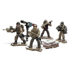 Mega Bloks - Mega Construx Call Of Duty Desert Air Defenders Building Set