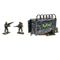 Mega Bloks - Mega Construx Call Of Duty Modern Infantry Armory Building Set