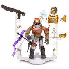 Mega Bloks - Mega Construx Destiny Hunter Cryptid Armory Building Set