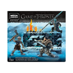 Mega Bloks - Mega Construx Game Of Thrones Battle Beyond The Wall Building Set