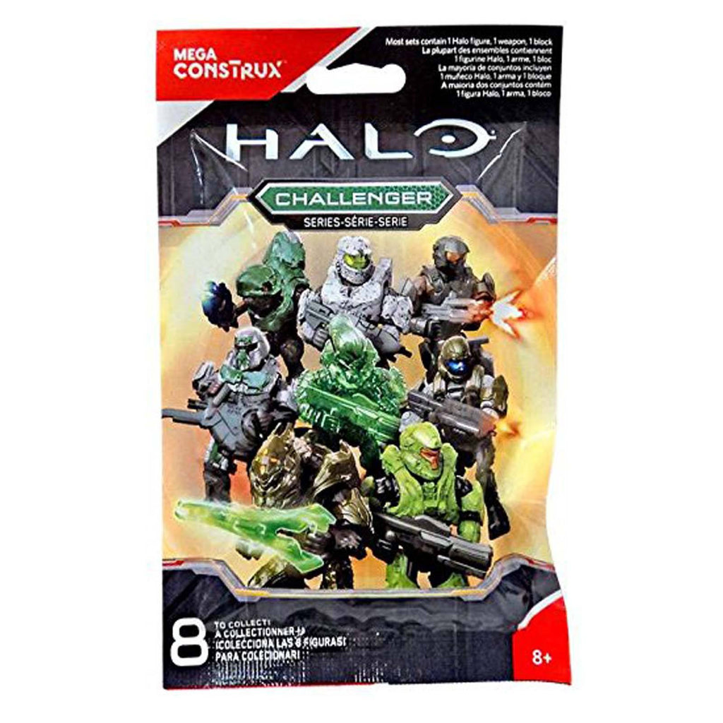 Mega Construx Halo Challenger Series Blind Bag Mini Figure