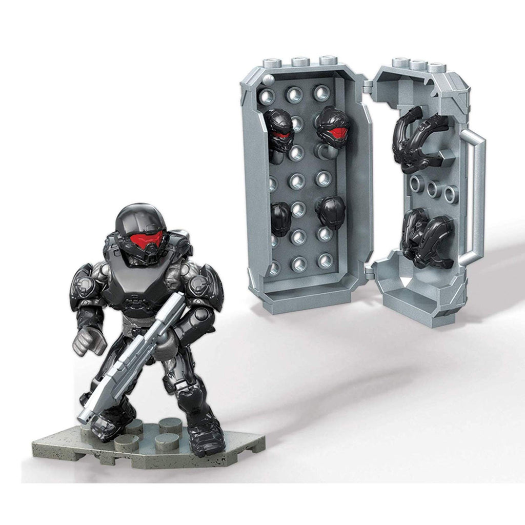 Mega Construx Halo Covert Ops Armor Pack Building Set