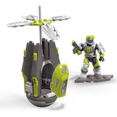 Mega Bloks - Mega Construx Halo Operation Guillotine Drop Pod Set