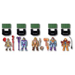 Mega Bloks - Mega Construx Masters Of The Universe Battle For Eternia Building Set