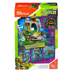 Mega Bloks - Mega Construx Teenage Mutant Ninja Turtles Booster Pack Raph Building Set