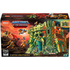 Mega Bloks - Mega Constux Masters Of The Universe Castle Grayskull Building Set