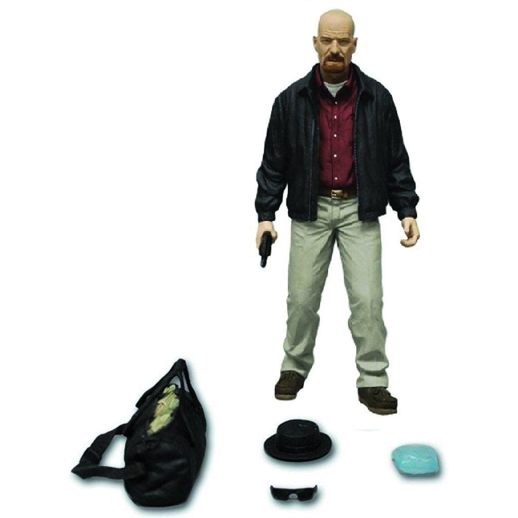 Breaking Bad Exclusive Walter White Action Figure - Radar Toys