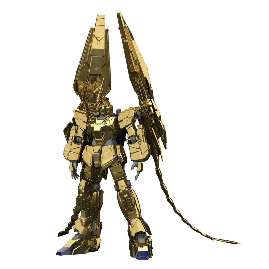 Bandai Gundam HG RX-0 Unicorn 03 Phenex Gold Model Kit