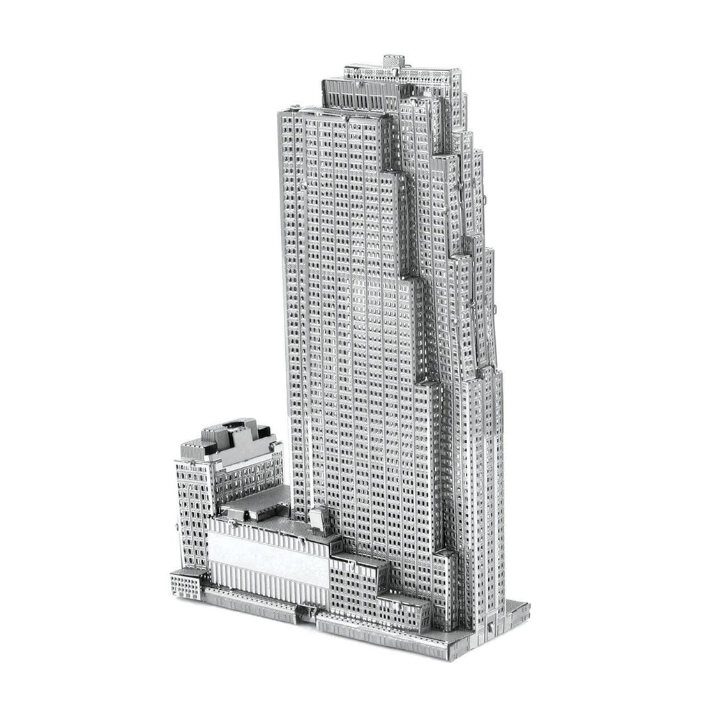 Metal Earth 30 Rockefeller Plaza Model Kit