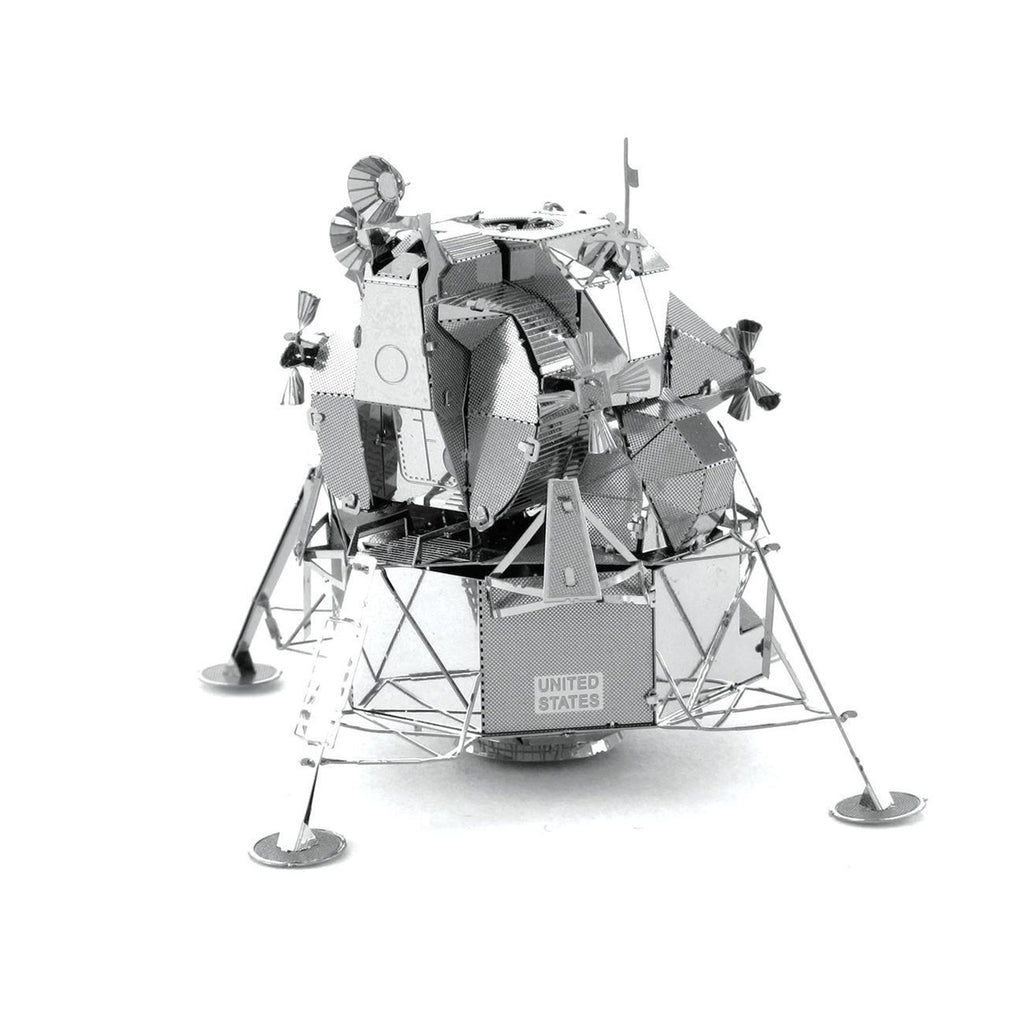 Model Kits - Metal Earth Apollo Lunar Module Model Kit